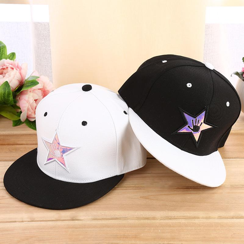 2019 2018 New Trendy Hip Hop Beach Hat Korean Couple Baseball Cap Men And  Women Personality Sunhat FREE SHIPING From Li305302625 e4186501170