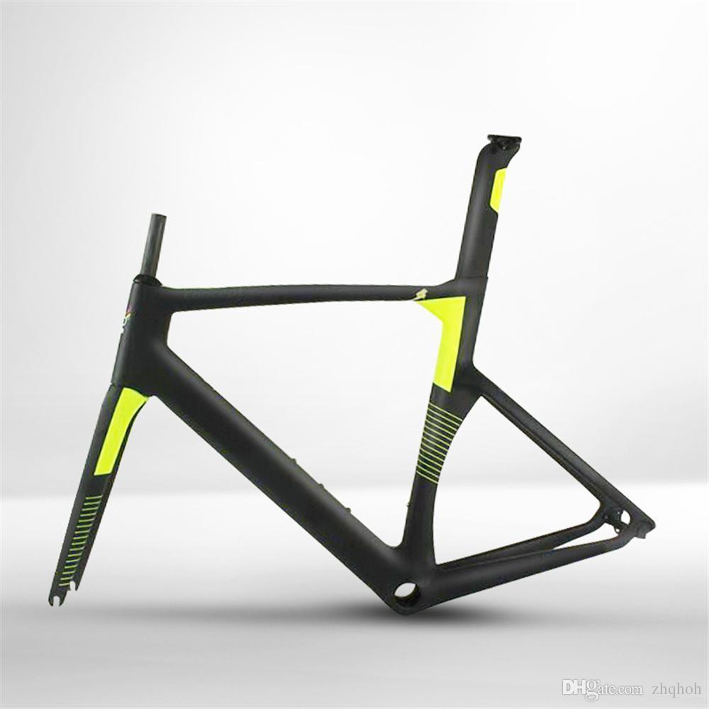 2017 NUEVO colnago concept carbon road frames marco de carbono 46/48/50/52/54/56 cm T1000 marcos de bicicleta de carbono