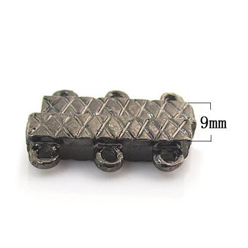 Beadsnice all'ingrosso chiusura magnetica in lega di zinco i braccialetti che fanno gioielli fai da te accessori calamita magnete all'ingrosso ID 26613