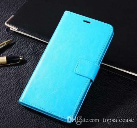 Optioneel voor MEIZU MX5 Case Back Cover Ultradunne Slanke Portemonnee Flip Luxe Originele Kleurrijke Stand Schattige Lederen Case voor Meizu MX5