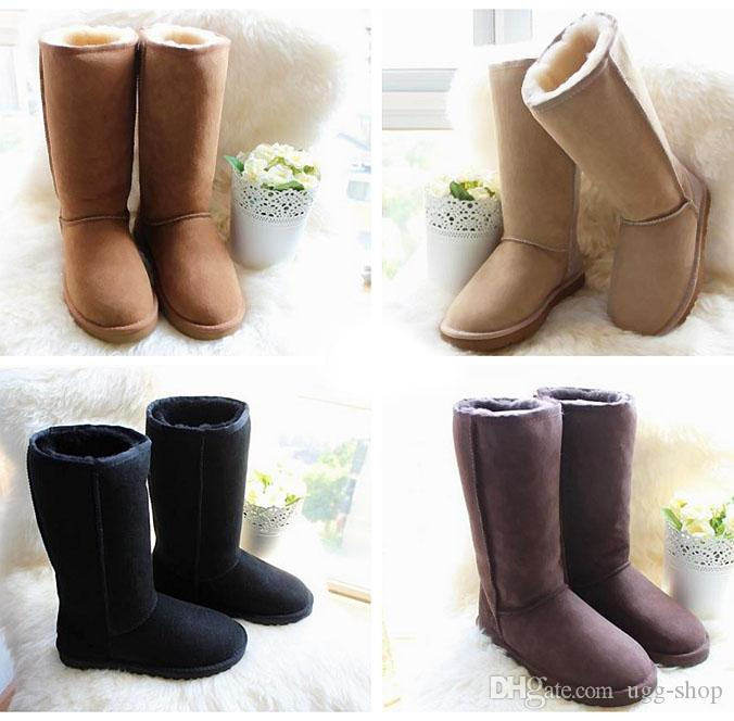 c0de3bfd6a2 High Quality WGG Women s Classic tall Boots Womens boots Boot Snow boot  Winter boots leather boot US SIZE 5-13