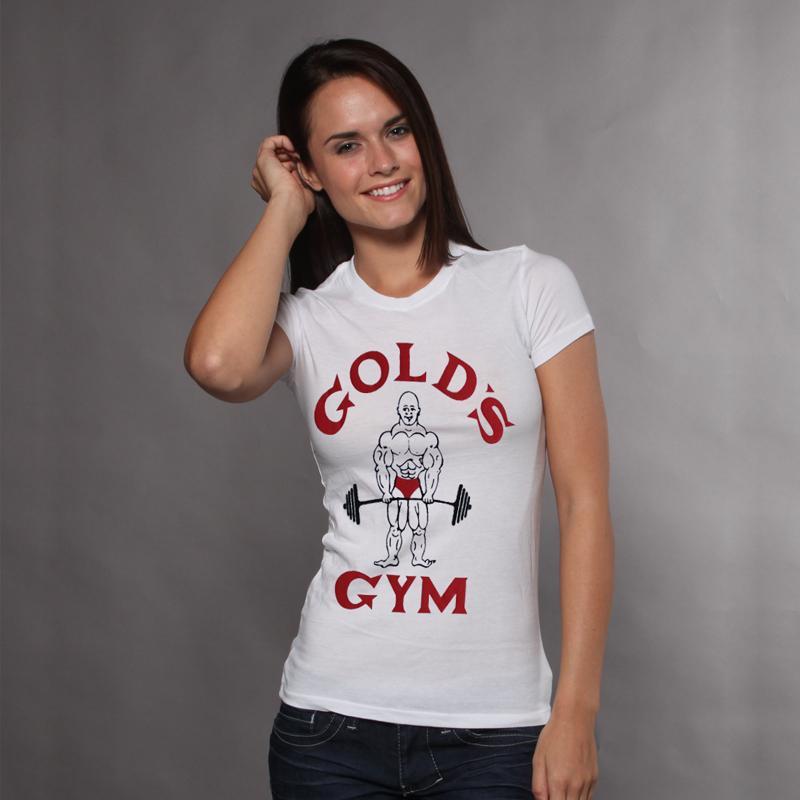 Fitness Women Crop Top Brand Gold Gym T Shirt Women Bodybuilding Sport  Running Clothes Ladies Workout Feminina Undershirt Tshirt T Shirt With Shirt  Moto ... 0599fffe7