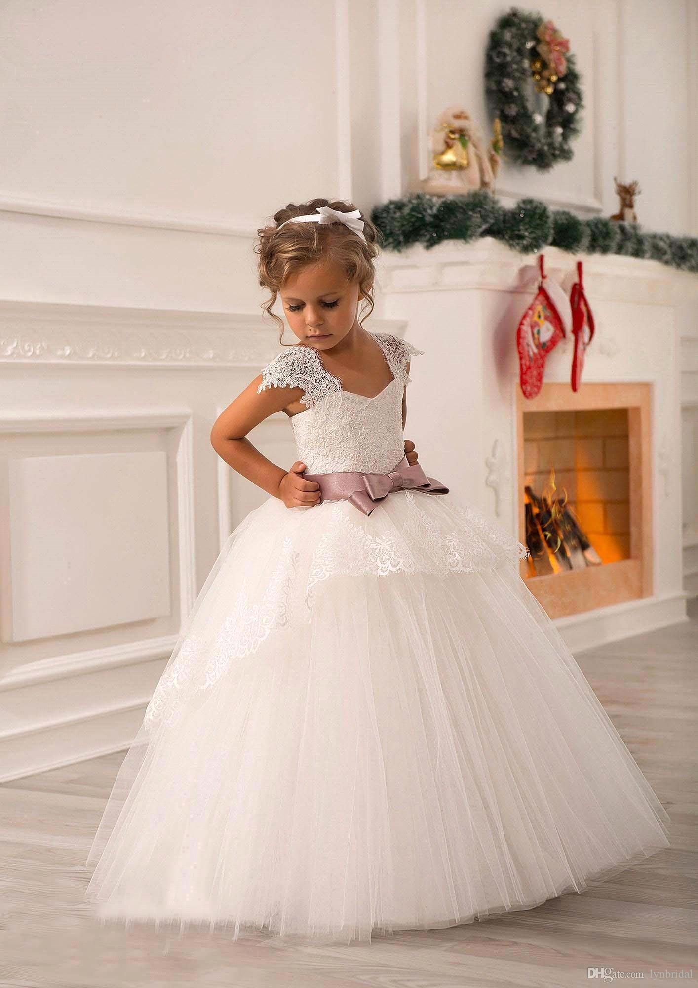 Baby Flower Girl Dresses Discount Fashion Dresses