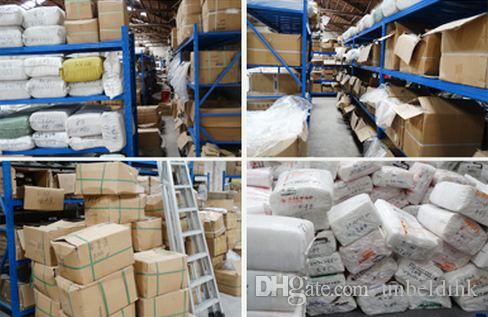 / parti 20 * 30cm värmeförsegling ren aluminiumfolie vakuumpåse Tea förpackningsväska Vakuum fuktsäker elektronikprodukter