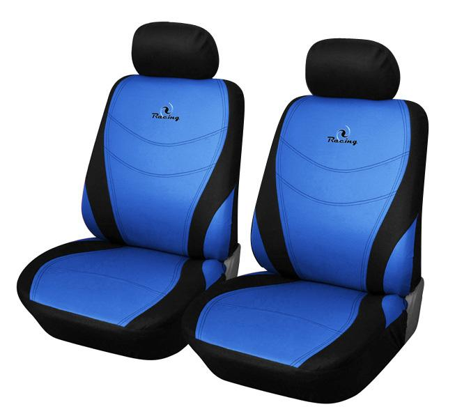 Best Quality Pair Bucket Racing Embroidered Style Car Seat Cover Universal Fit For All Toyota Honda Lada Suzuki Cheap Covers Sets