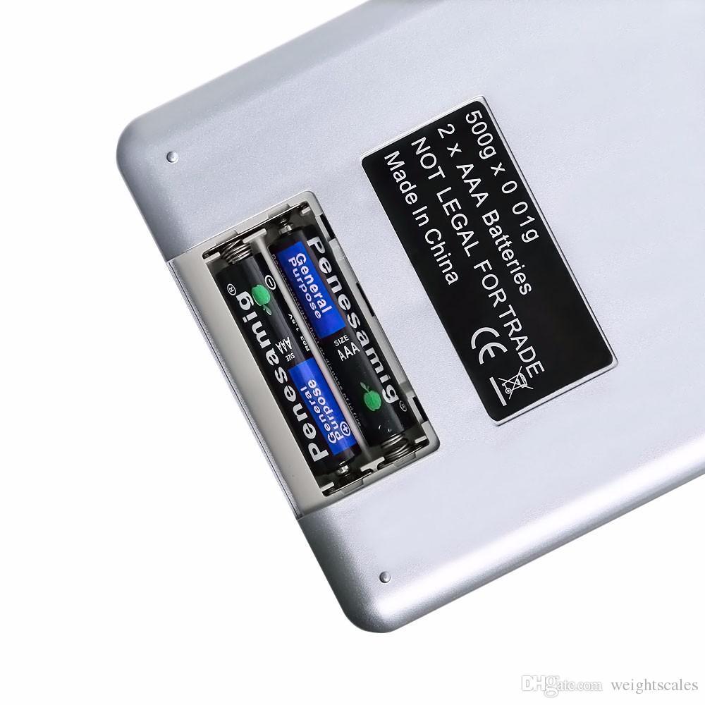 디지털 포켓 저울 주방 저울 보석 무게 균형 눈금 저울 LCD 균형 500g 0.01g 1000g 200g 3000g