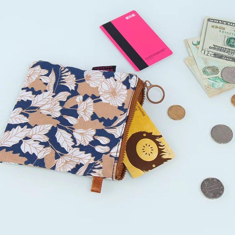 Venta al por mayor de la nueva llegada del monedero de la lona / de las señoras el bolso retro clásico más pequeño de la moneda / del monedero del cambio de la obra clásica