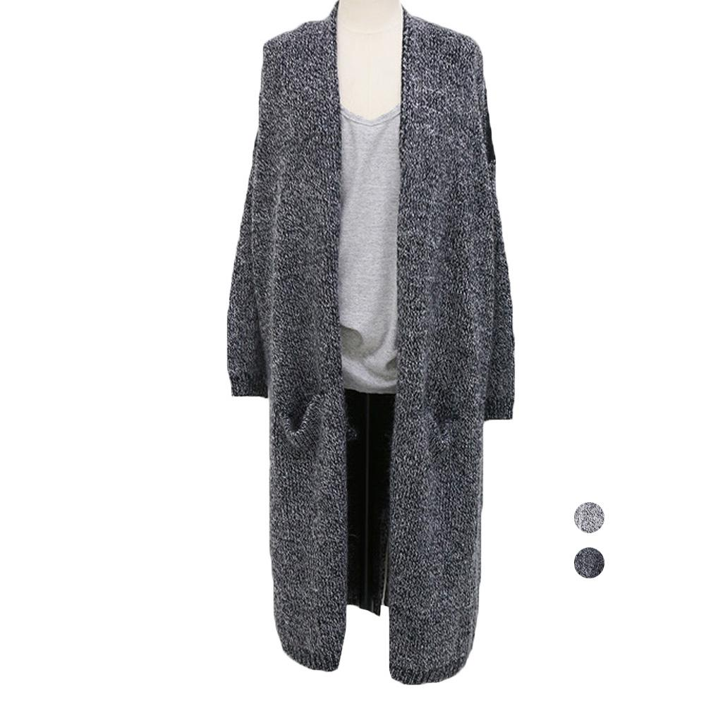 Online Cheap S5q Womens Long Cardigans Autumn Winter Thicken ...