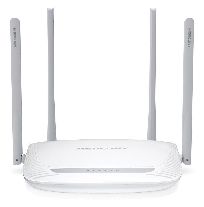 Mercury Mw325r Mini Wireless Router Through The Wall Wang Household ...