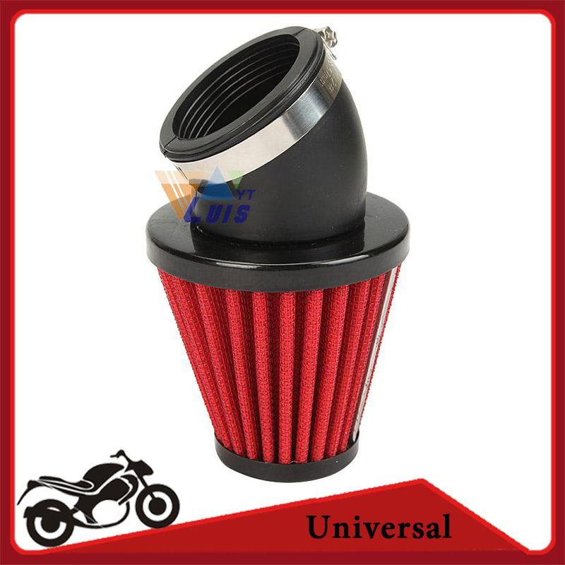 good best motorcycle air filter #5: Motorcycle Air Filter 42mm 45 Degree Motorbike Air Intake Filter Clearner  For Suzuki GS1000 GS1000L GS750 Kawasaki KZ1000A orderu003c$18no track