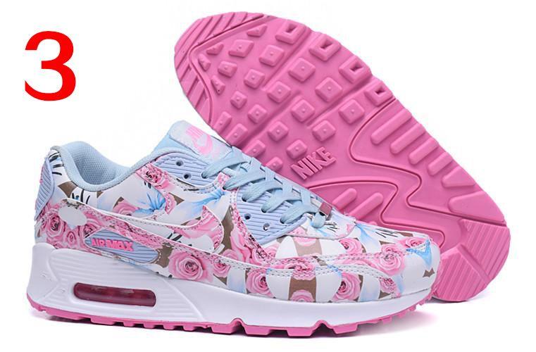 100% calidad zapatillas baratas nike air max mujer lunar 90