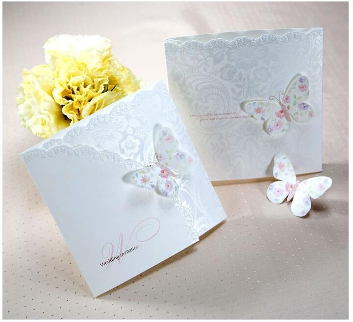 Only Beautiful Wedding Invitations Creative Personality Customized – Creative Birthday Invites