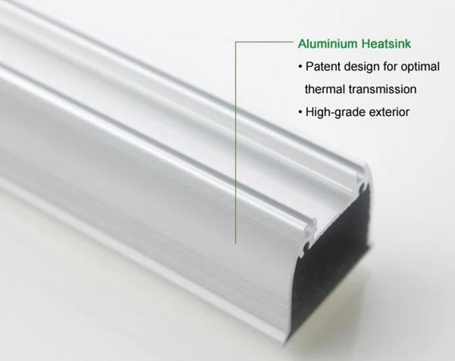 V-Shaped 5ft Cooler Door Led Tubes 1.5M 1500mm T8 Integrated Led Tubes Double Sides SMD2835 240LEDS Led Fluorescent Lights AC 85-265V