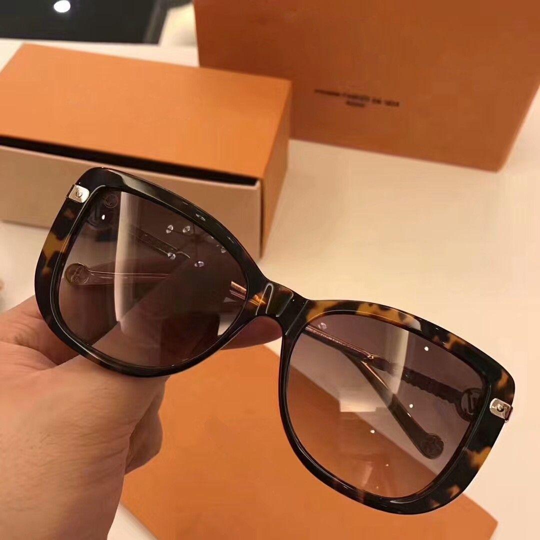 Marka tasarımcısı güneş gözlüğü erkekler kadınlar için güneş gözlüğü bayan bayan güneş gözlükleri mens marka tasarımcı UV400 koruma erkekler güneş gözlüğü 0875 ve kutu