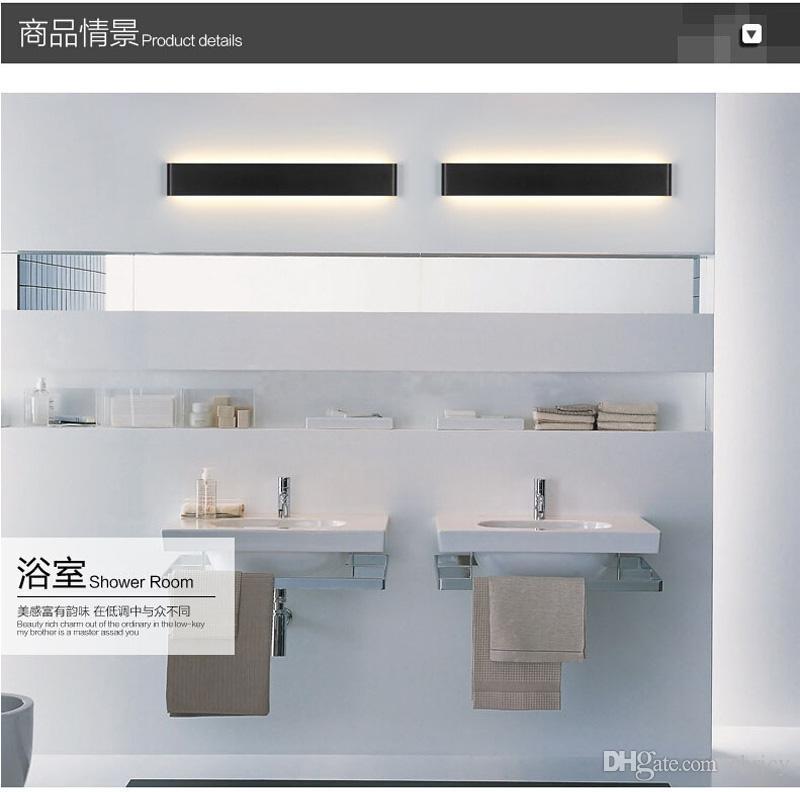Großhandel 2016 Neues Design Moderne 90 Cm Lange 30 Watt Aluminium LED  Wandleuchten Für Wohnzimmer Badezimmer Als Dekoration Wandleuchte Licht 90  260 ...