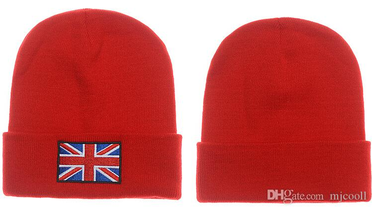 British Flag No Ball Beanies Hats Mens New Arrival Winter Knitted Caps  Skullies Beanies For Women Beanie Cap From Mjcooll 3650dd3b65d