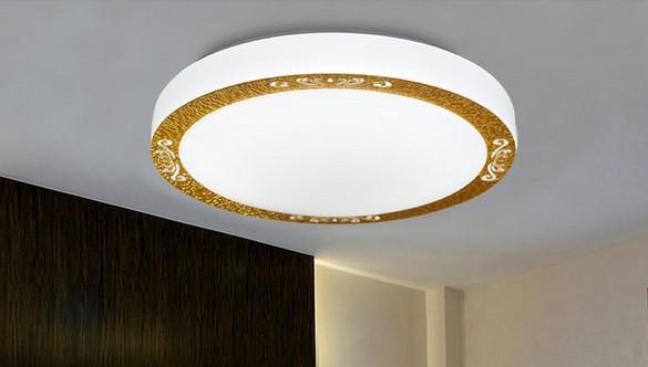 Moderne Lampen 13 : Großhandel moderne mode kim silber chrysantheme led acryl kuppel