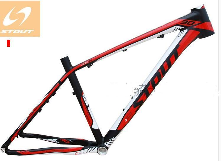 Stout/ St30, 1600 Grams Of Ultra Light Aluminum Alloy Bicycle Frame ...