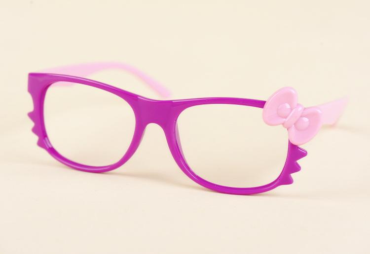 dcf4413dc1 Children Glasses Frame Boys Girls No Lens Glasses Kids Cool Spectacle Frames  Popular Eyewear Candy Colors Bow Glasses Frame Mixed Color Children Glasses  ...