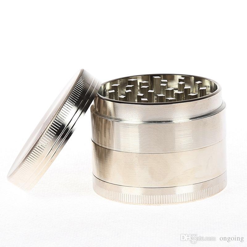 .40 мм / 50 мм / 55 мм / 63 мм 4 части cnc sharpstone grinder табак grinder шлифовальные машины для курения травяные острый камень травяные шлифовальные машины wholesal