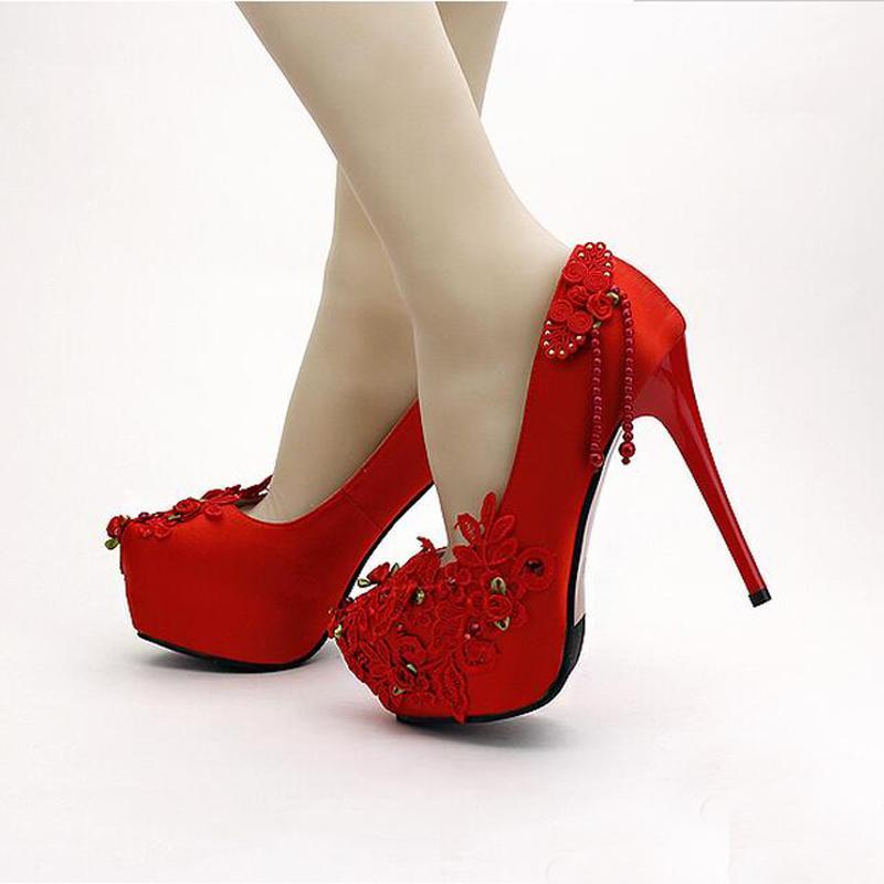 f2738ee120d Cheap Champagne Wedding Shoes Rhinestones Discount Elegant Low Heel Wedding  Shoes