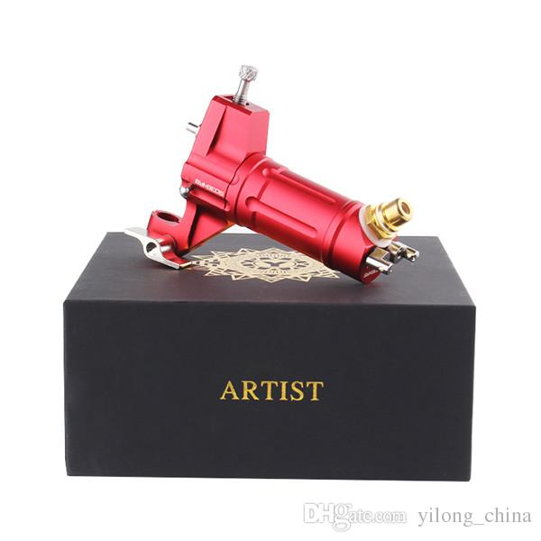 Rotary Tattoo Machine Red Color EIKON Tattoo Machine Guns Shader And Liner Tattoo For Body&Art