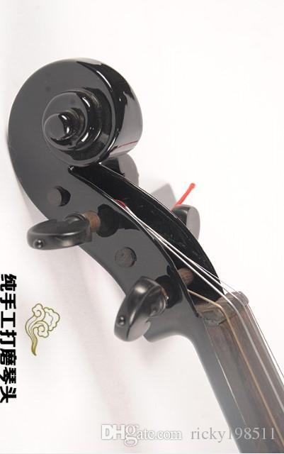 fibra de carbono Parte posterior / lateral Material y fibra de carbono Material de la cara Alta calidad 100% fibra de carbono violín