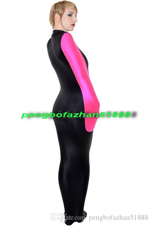 Sexy Mummy Suit Sleeping Bag New Lycra Spandex Mummy Suit Costumes With internal Arm Sleeves Unisex Sleeping Bag Mummy Outfit P163