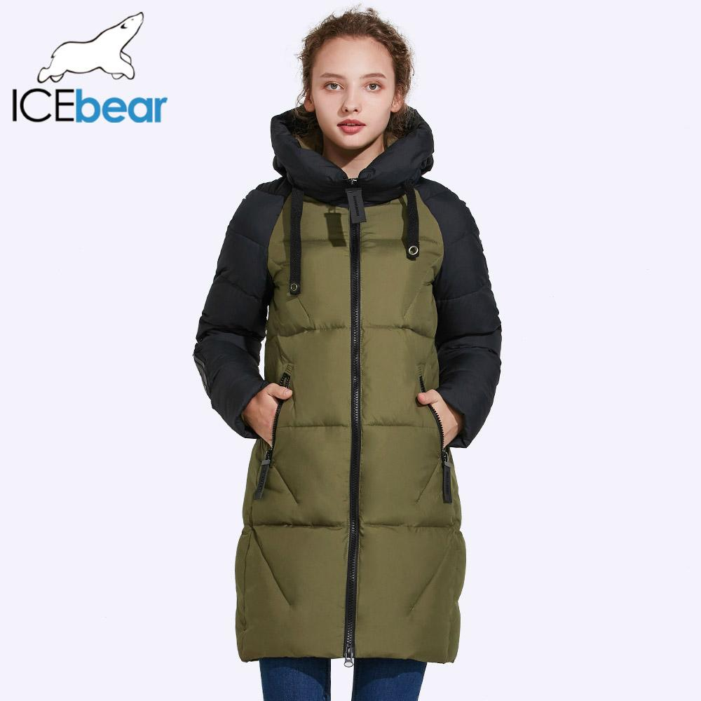 82fa8b41542 X201711 ICEbear 2017 New Women Winter Jacket Hooded Jacket Women ...