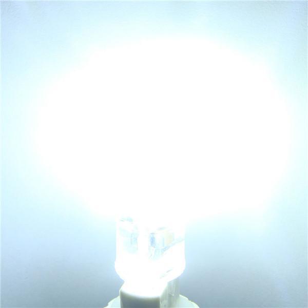 Venda quente G9 3W 80 LED 3014 SMD de silicone de silicone de silicone luz lâmpada lâmpada puro branco quente 110 / 220V
