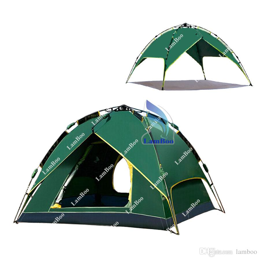 See larger image  sc 1 st  DHgate.com : 3 person tunnel tent - memphite.com