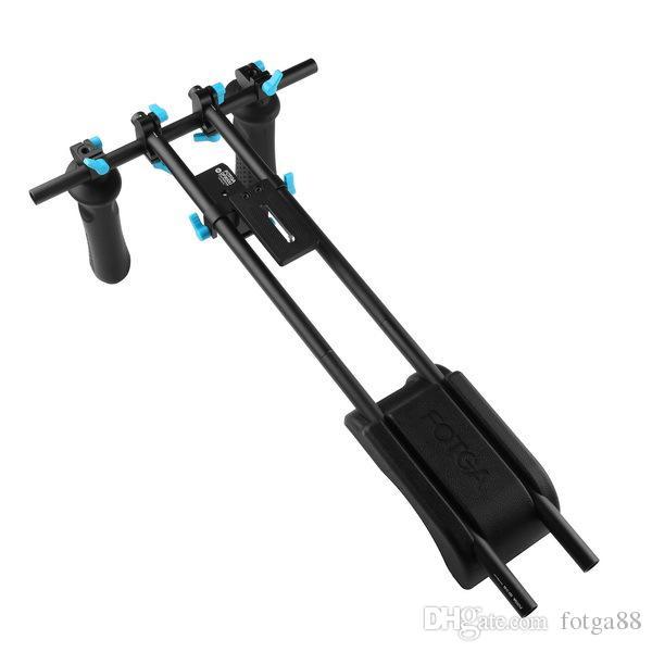 FOTGA DP3000 handle grip 15mm rail rod plate shoulder support rig for follow focus