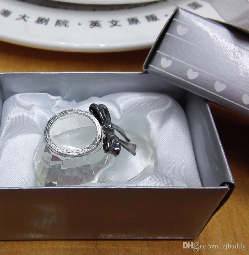 クリスタルベビーシャワーギフト選択クリスタルベビーシューズ新生児ベイパスのお土産のお土産の洗礼の贈り物