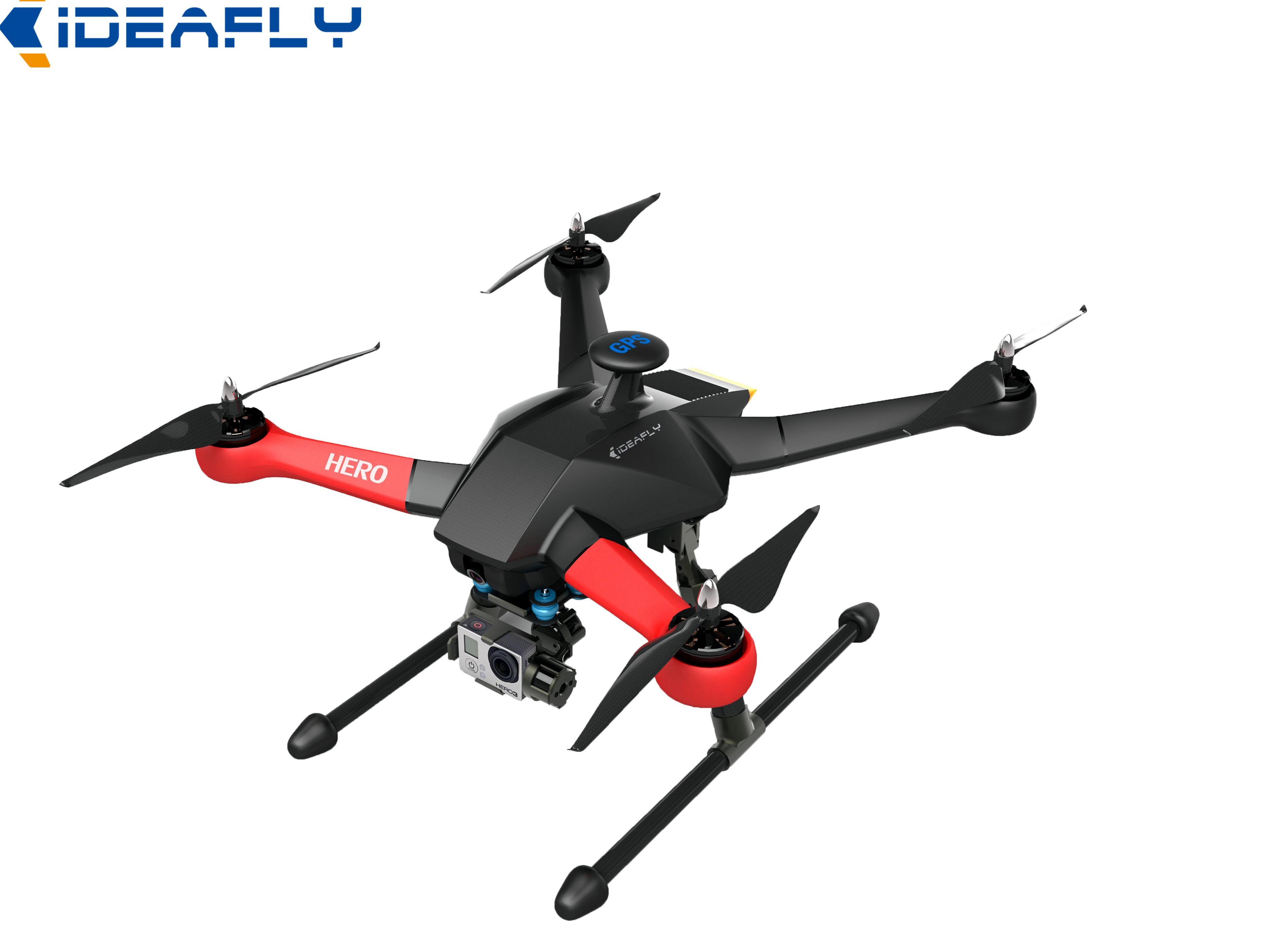 Compre Idea Fly Hero 550 Aviones Multi Rotores Uav Drone Marco + ...