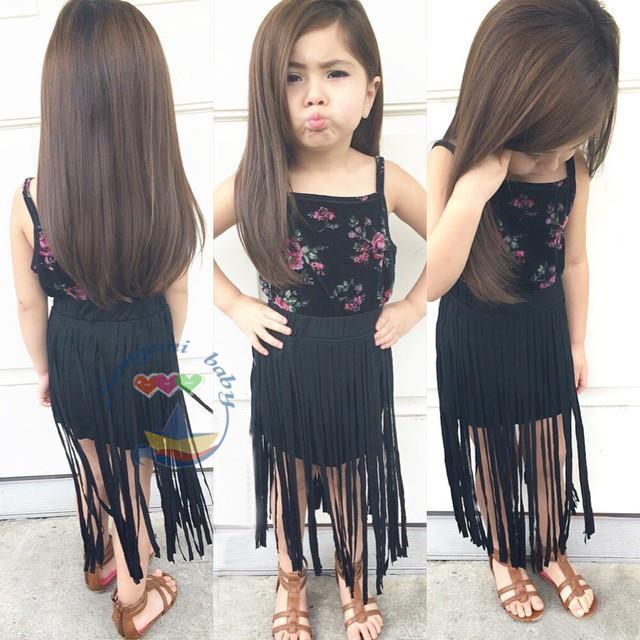Fashion dress 2018 summer baby