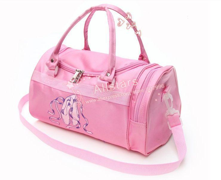 2018 Embroidered Ballet Story GirlS Lovely Cute Dance Bag