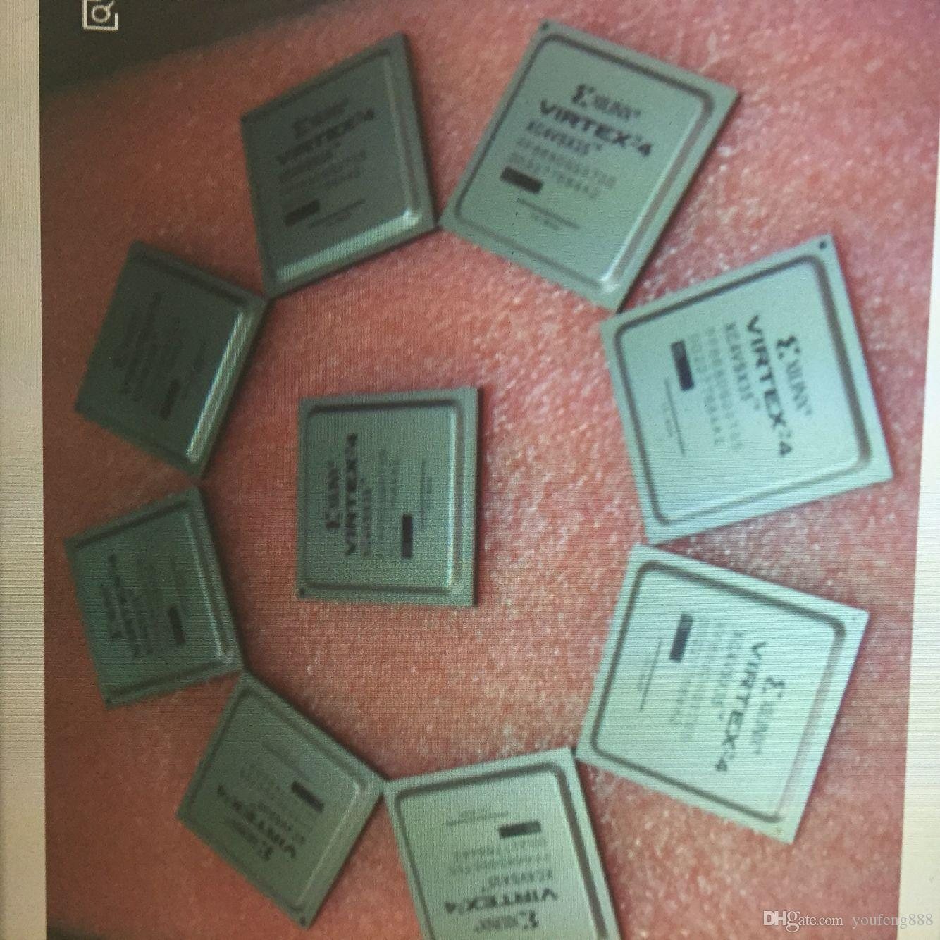 XC5VLX50-1FFG324C Xilinx FPGA Virtex-5 LX Family 46080 Cells 65nm (CMOS)  Technology 1V 324-Pin FC-BGA