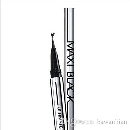 Hot Ultimate Black Eyeliner liquido Penna a lunga durata Waterproof Eye Liner Pencil Bel trucco Strumenti cosmetici