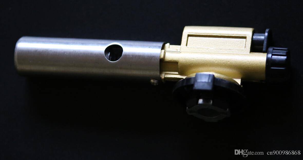 M-60 Chef Brulee Chalumeau Jet Flamme Torche Cuisson Brasage Soudage Brasage / gaz chalumeau
