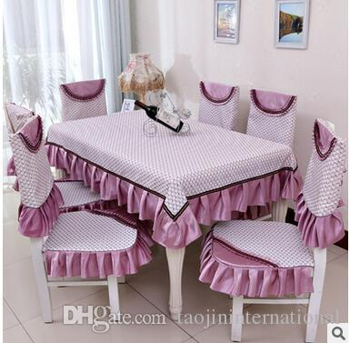 Wholesale Fashion Rectangle Table Cloth Dining Table Cloth Home Durable  Restaurant Coffee Shop/Wedding