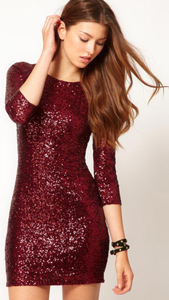 Semi-Formal Dresses with Sleeves