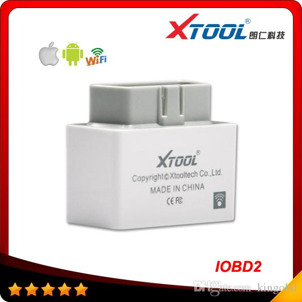 Scanenr IOBD2 IOBD 2 2014 Xtool Supe para Iphone / Ipod / Ipad / Android por Wifi Bluetooth