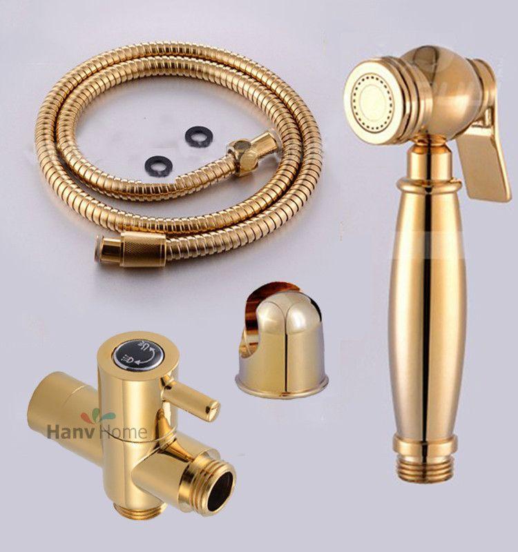 2019 Torneira Golden Shower Water Separator Amp Brass Toilet