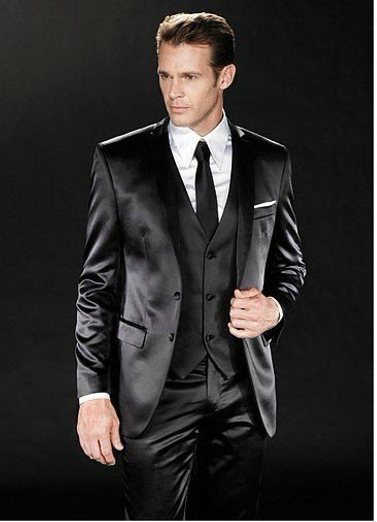 2017 2016 Men Fashion Designer Wedding Groom Tuxedo Dinner Suit ...