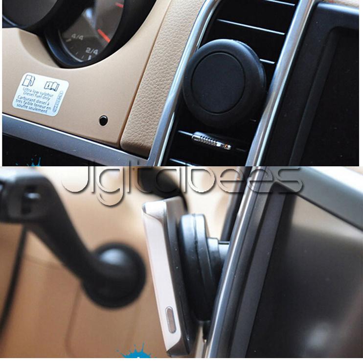 Support de montage de téléphone portable pour voiture de tableau de bord magnétique pour Iphone 5s 6s 6splus Samsung S3 S4 S5 S6 s7 pour tous les téléphones