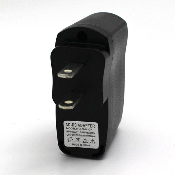 Cargador de pared para el cargador USB para el cigarrillo electrónico E-cigarrillo E-cig Ego t Ego Adaptador Kits EE. UU. REINO UNIDO UE AU Cargador Gran calidad DHL gratis
