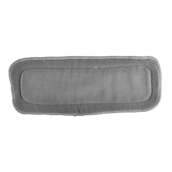 Bamboo Charcoal Liner Insert 4 Layer For Baby Diaper Natural Bamboo Cloth Reusable Baby Cloth Diaper Pads Nappy Inserts 2110014