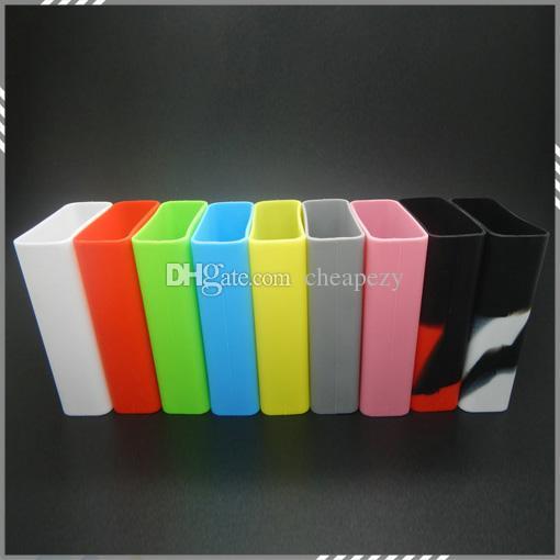 Colorufl Xcube II силиконовый чехол защитная крышка рукава для Xcube 2 Smok TC 160W Box Mod высокое качество DHL бесплатно