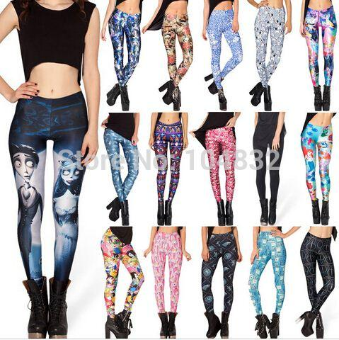 2f44b3ef8f6 2019 East Knitting Plus Size XXL S 3D Print Fitness Leggings For Women Pants  Leggins Wholesale Skull Muscle Corpse Bride From Junlong02