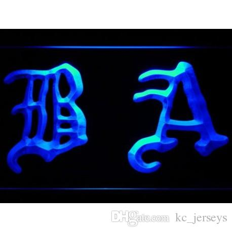 Bostons Baseball Sports USA Team Fan LED Neon Sign Light Custom Neon Signs  led signs Design Your Own Bar Signs Drop Ship A3